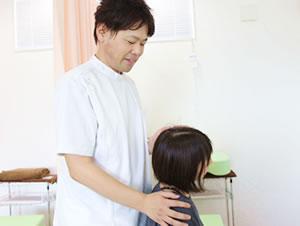 笛吹市石和町 ふえふき整骨院:肩こり治療の写真